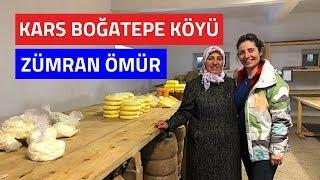Kars Boğateğe Köyü   Peynir Müzesi   Zümran Ömür