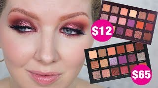 Dupes for Highend Makeup | Huda Desert Dusk Eyeshadow Palette