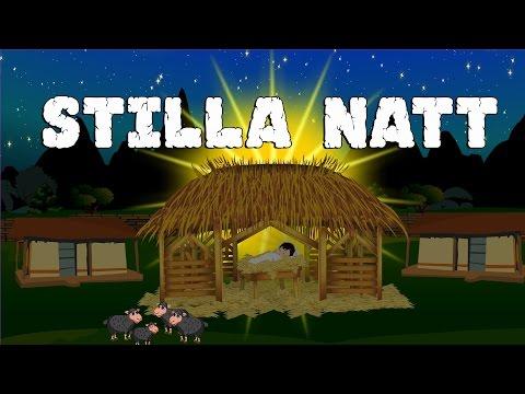 Stilla natt Julsång   Svenska Julsånger   Swedish Christmas songs