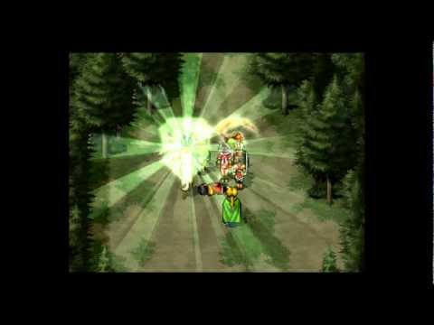 Suikoden 2- Alternative Scene: McDohl Quest. Lose to Boss, Early Forgiver Sign?