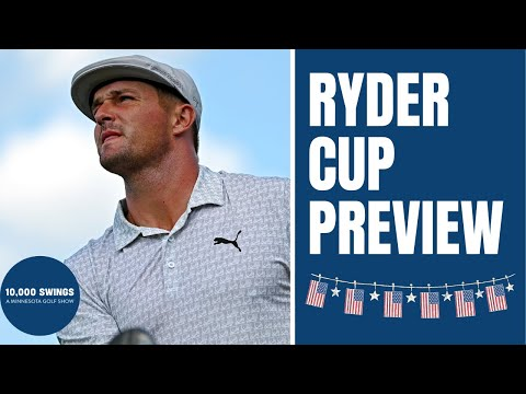 Ryder Cup rosters are set! (10,000 Swings)