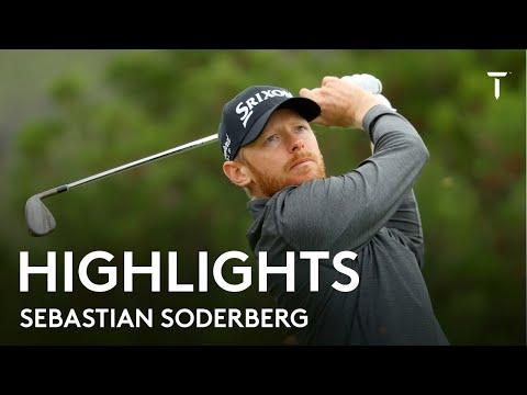 Sebastian Soderberg | Round 3 Highlights | Mallorca Golf Open 2021