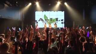 2014年9月7日に名古屋のCLUB OZONで開催された『AeLL.ラストワンマンラ...