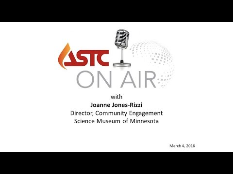 Museums and Race: ASTC on Air with Joanne Jones-Rizzi