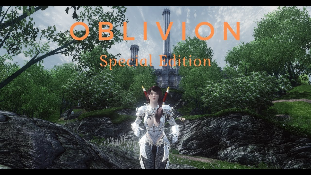 2019 Oblivion EXTREME Graphics   Monkey ENB   1440p