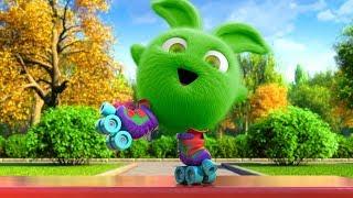 Солнечно Зайчики - Цветомешалка    Забавные мультфильмы для детей   WildBrain