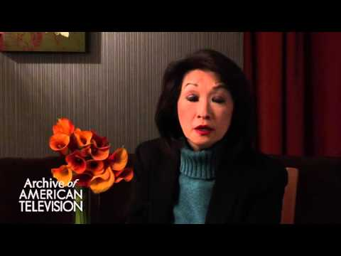 "Connie Chung discusses appearing on ""Late Night with David Letterman"" - EMMYTVLEGENDS.ORG"