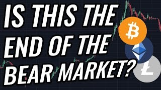 THIS Is Signaling The End Of The Bitcoin & Crypto Bear Market! BTC, ETH, XRP & Cryptocurrency News!