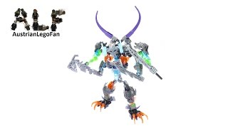 Lego Bionicle 70791 + 70792 + 70793 Multi Headed Warrior - Lego Speed Build Review