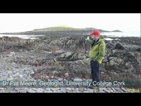 GEOCOAST - Bedrock Geology of Ballycotton, Co. Cork, Ireland