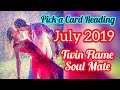 Pick A Card- JULY 2019 TWIN FLAME SOULMATE- TIMLESS - ALL SUN SIGNS- magic wands tarot