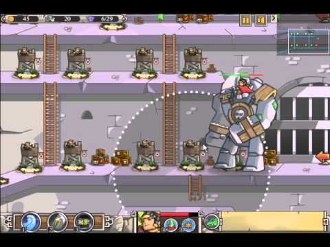 Giants And Dwarves TD Gameplay Video
