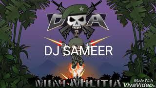 | MINI MILITIA 2 THEME SONG | DJ SAMEER | SHUFFLE MIX |
