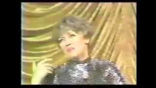 Dorothy Loudon wins 1977 Tony Award for Best Actress in a Musical