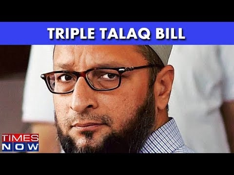 The Burden Of Proof Is On Muslim Women, Says AIMIM Chief Asaduddin Owaisi
