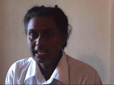 [Tamil with English subtitles] Thamilini interviewed in 2003