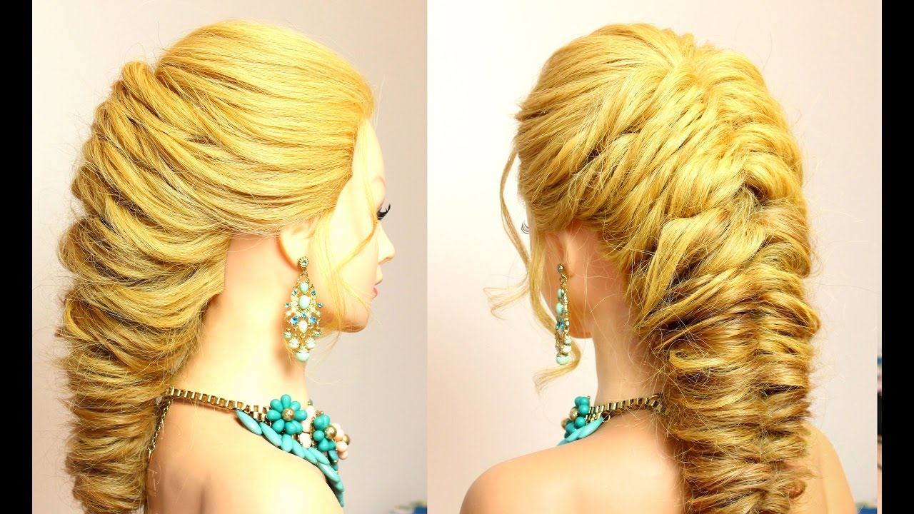 Hairstyles for long hair tutorial. Quick easy everyday ...