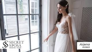 Wedding dress Arjena S3803