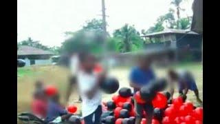 Repudio nacional contra el ELN por fiesta con niños para celebrar sus 55 años