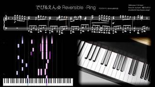 いくらか音程や強弱の修正もしました music sheet: http://ayato.sub.jp/