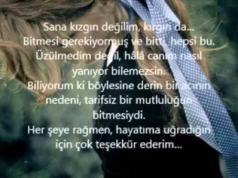Kahraman Tazeoğlu || Bitmesi gerekiyormuş ve bitti indir