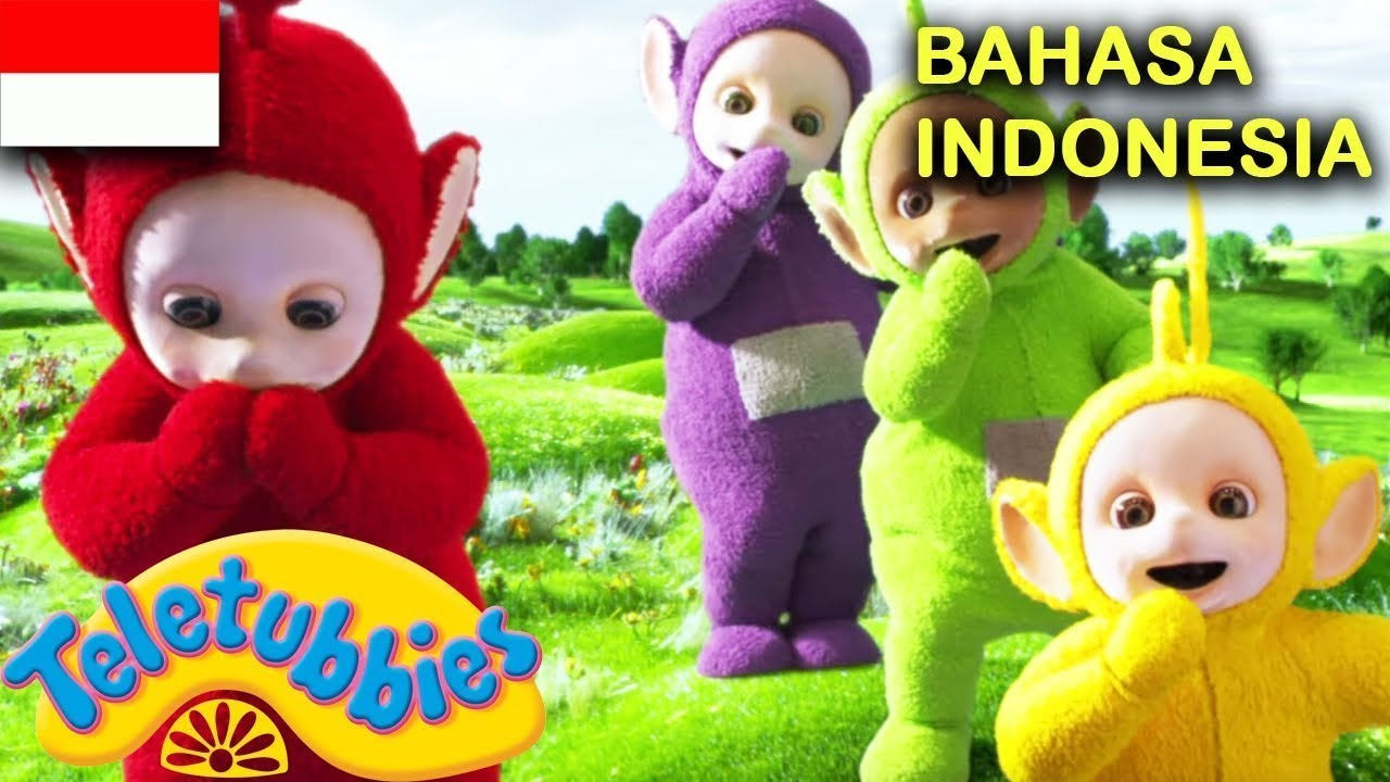 Download ★Teletubbies Bahasa Indonesia★ Nyiram Tanaman - Naik Turun - Mainan Favorit   Kartun Lucu BARU 2019