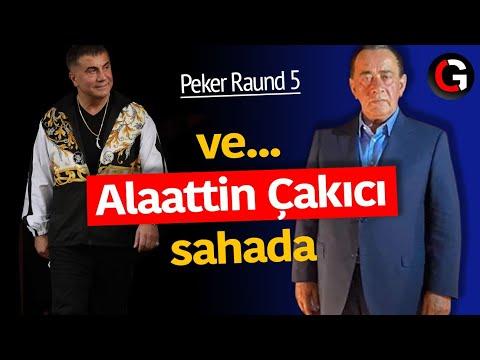 Sedat Peker 5. video: Ağar büyük kozunu oynadı