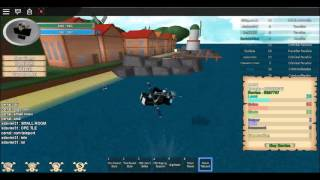 Roblox One Piece Pirate's Legend ope ope review