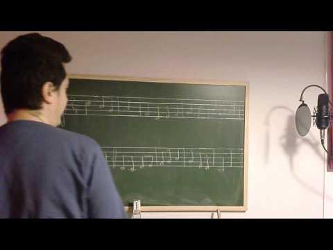 48-Simbolos de repeticion (1a vez, 2a vez y Coda) HD