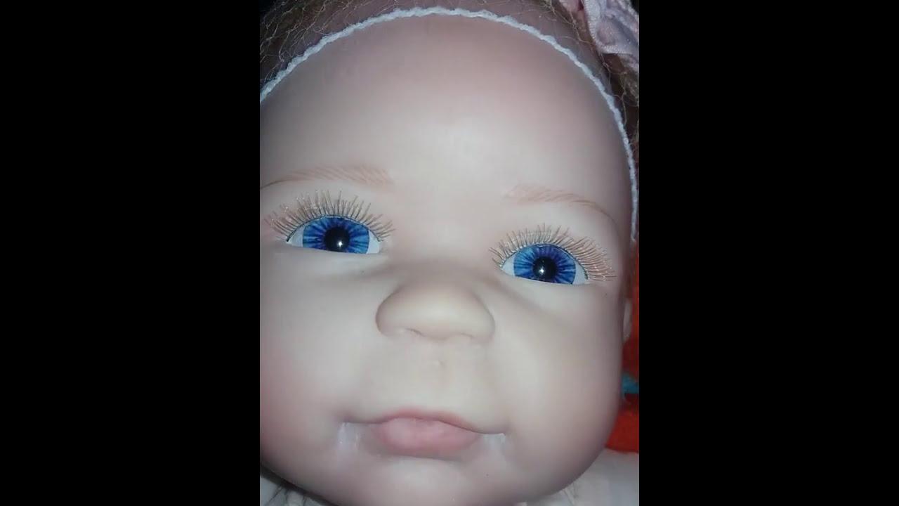 New 17/'/' Ava Elise Lifelike Baby Doll by Ashton Drake