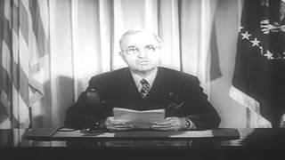 Dec. 1945 / Jan. 1946 Newsreel: Patton Funeral; POWs; Homma Trial, Etc. (full)
