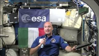 Latest Update of Expedition 36 ESA Astronaut Luca Parmitano