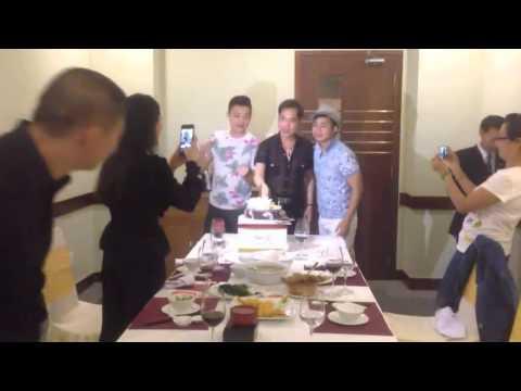 Sinh nhật ca sĩ Ngọc Sơn