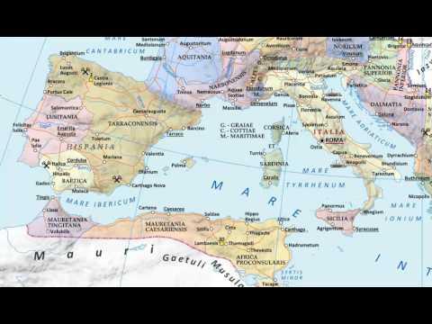 Roman History 05 - The Punic Wars 2 225 - 200 BC