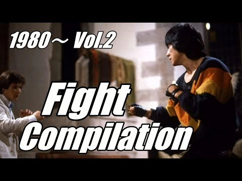 Jackie Chan Action Collection 1980~ Vol.2