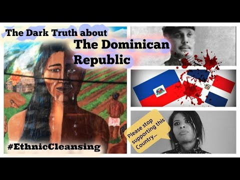 The Dark Truth About The Dominican Republic vs. Haiti