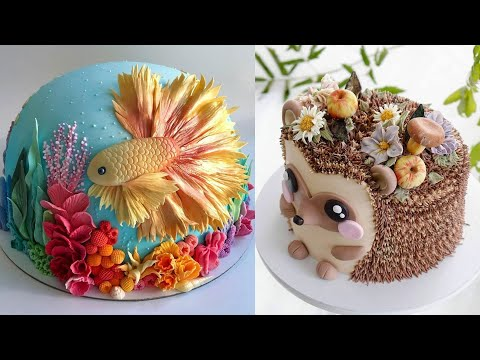 More Amazing Cake