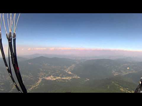 STRONG THERMAL Paragliding Gleitschirm Fojnica Bosnia and Herzegovina