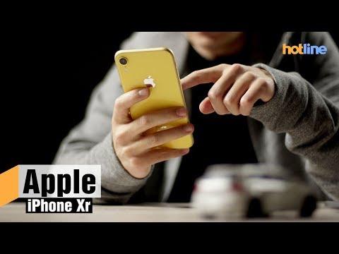 Apple IPhone Xr — обзор смартфона