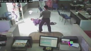 Repeat youtube video Guardia de seguridad de un banco fue asesinado a sangre fría - Primer Impacto