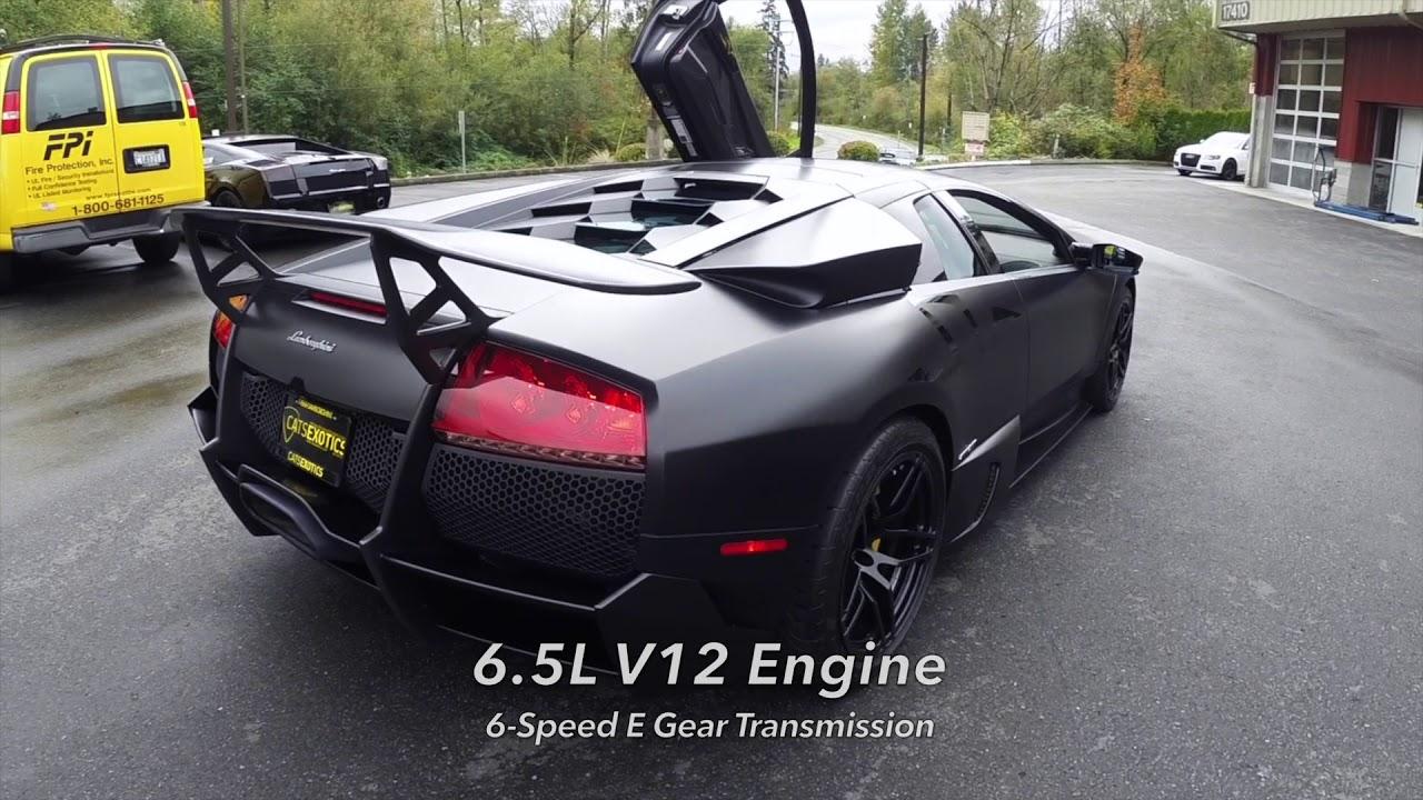 2010 Lamborghini Murcielago Lp670 4 Sv Youtube