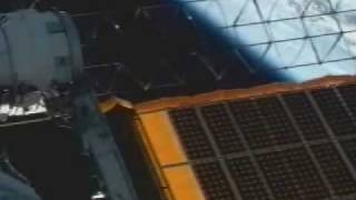 ISS S3/S4 Solar Array Deployment