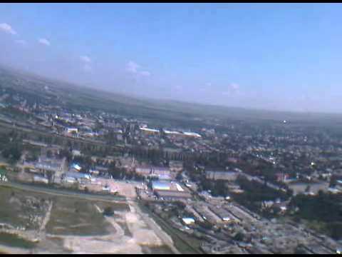 Take-off / Mineralnye Vody Airport, Russia (Tupolev Tu-204C)