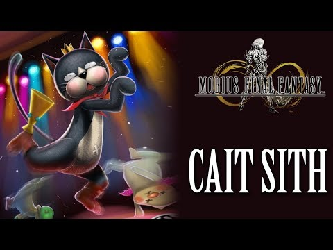 Mobius Final Fantasy OST Cait Sith Theme