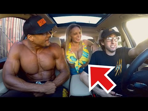 Lagu Video Body Builder Shocked By Rapping Uber Driver! Terbaru
