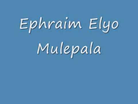 Ephraim Elyo Mulepala