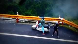 20130620 VESPA GIRL OF TAIWAN GO Hehuan Mountain