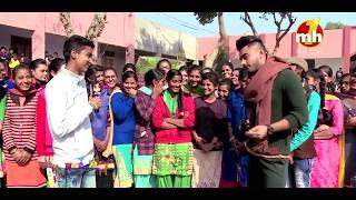 Canteeni Mandeer   Saraswati Girls College Hanumangarh, Rajasthan   Part-1   MH ONE Music