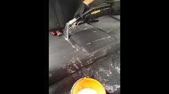 Full Interior shampoo detail