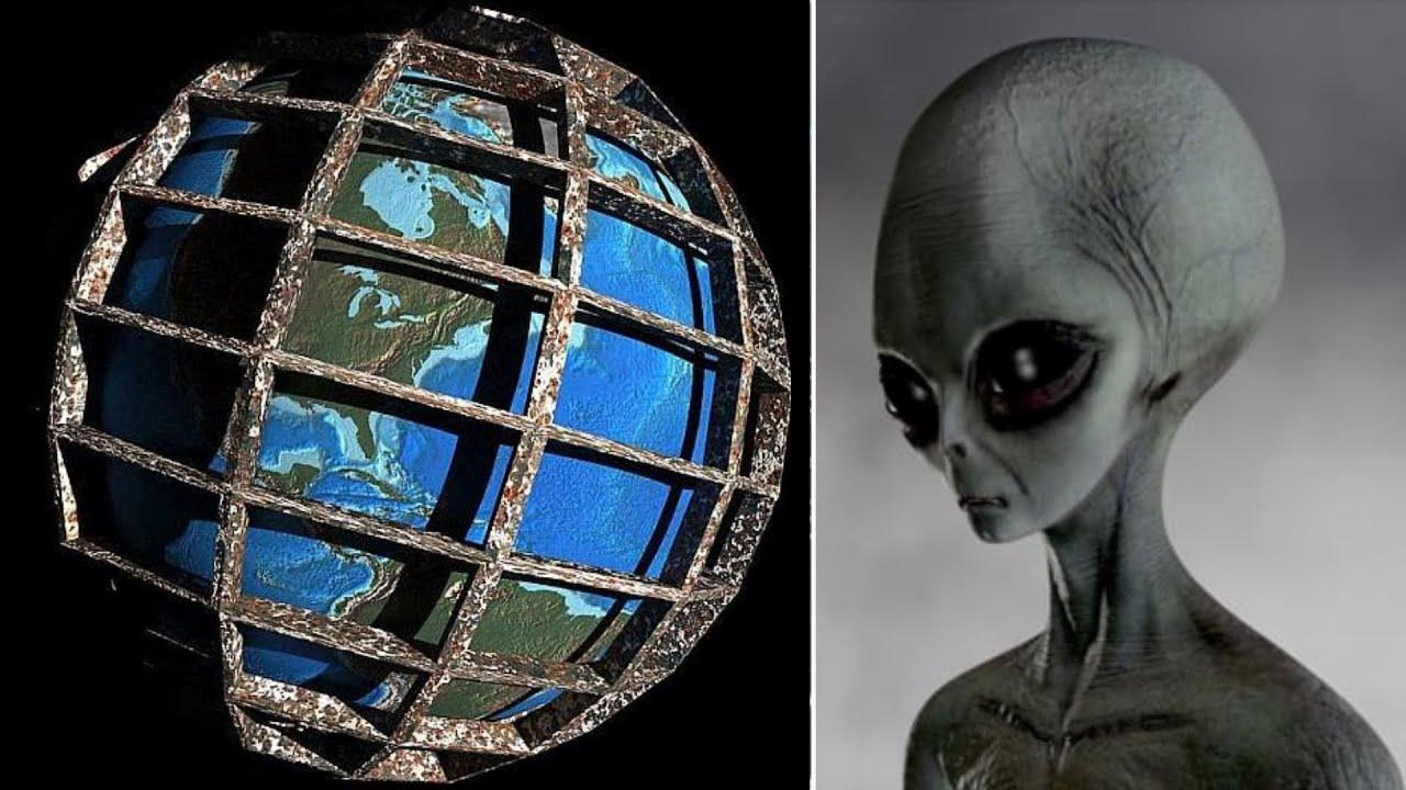 Is Earth an Alien Cosmic Prison Planet?